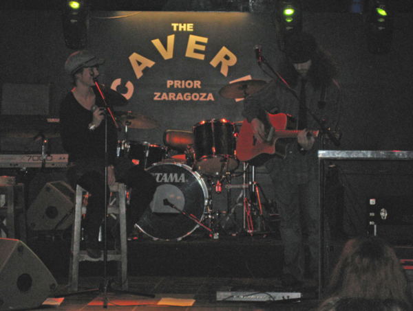 The Cavern Prior 28-1-2011